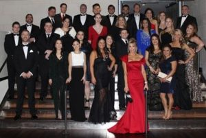 Shaken, not stirred: The Global Edge Christmas Party 2014