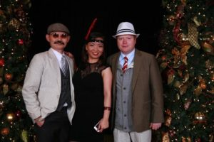 Glitz, Glamour, and Gold: The Global Edge Christmas Party 2013