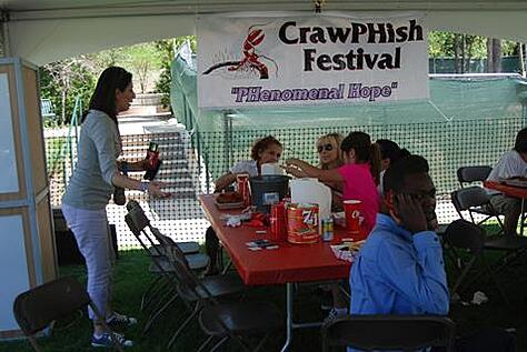 PHenomenal Hope: 2015 Woodlands CrawPHish Festival