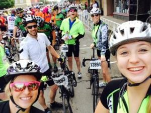 Global Edge Gives Back: MS 150 Adventure