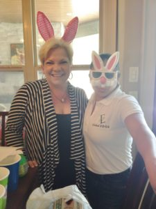 Easter fun with The Global Edge
