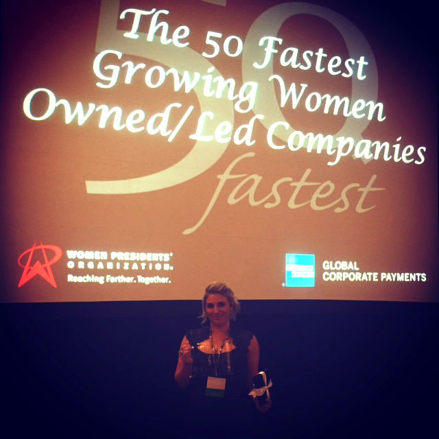 The Global Edge named 33rd Fastest-Growing Woman Owned Business by WPO