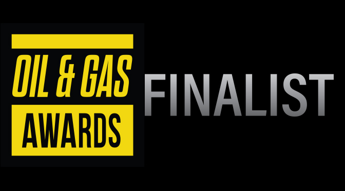 The Global Edge Named Finalist at Oil and Gas Awards