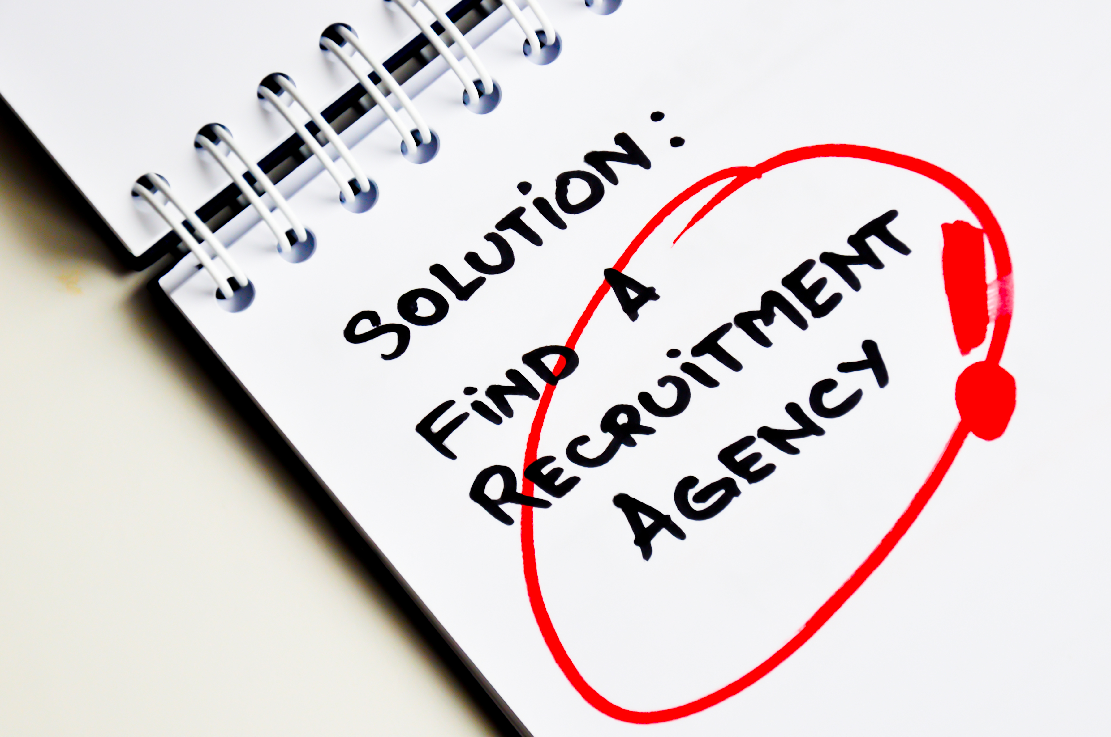 What are the advantages of working with a specialist talent & workforce solutions agency?